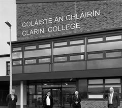 Official Handover of Clarin College