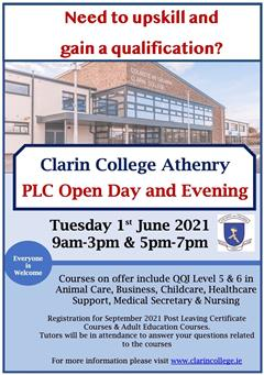 PLC Open Day