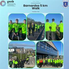 Barnardos 5km walk