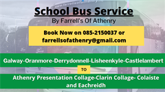 School Transport for Athenry Schools